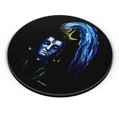 PosterGuy | LORD SHIVA Fridge Magnet Online India by Varnodhar