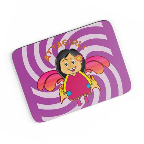 Attagirl! A4 Mousepad Online India