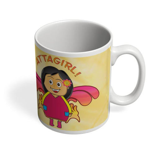 Coffee Mugs Online | Attagirl! Coffee Mug Online India