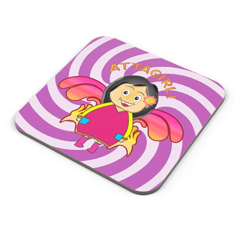 Buy Coasters Online | Attagirl! Coasters Online India | PosterGuy.in
