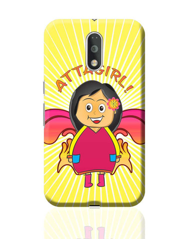 Attagirl!! Moto G4 Plus Online India
