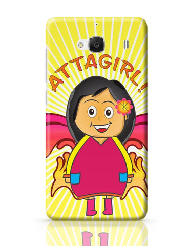 Xiaomi Redmi 2 / Redmi 2 Prime Cover| Attagirl!! Redmi 2 / Redmi 2 Prime Case Cover Online India