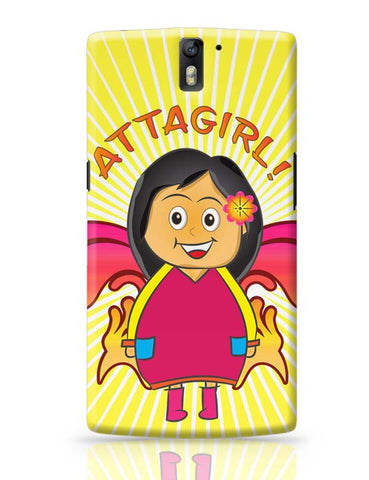 OnePlus One Covers | Attagirl!! OnePlus One Case Cover Online India