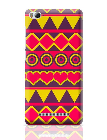 Cool Tribal Pattern Xiaomi Mi 4i Covers Cases Online India