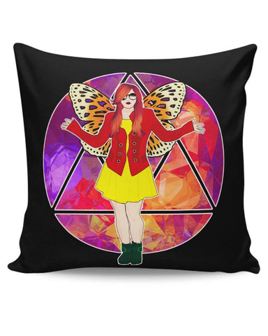 Born 2 Be Free! Cushion Cover Online India