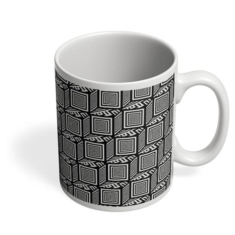 Coffee Mugs Online | Illusionary Boxes Coffee Mug Online India