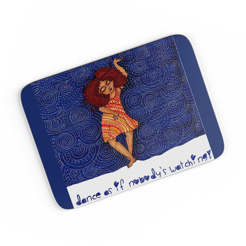 Dance Away A4 Mousepad Online India