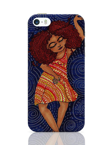 iPhone 5 / 5S Cases & Covers | Dance Away iPhone 5 / 5S Case Cover Online India