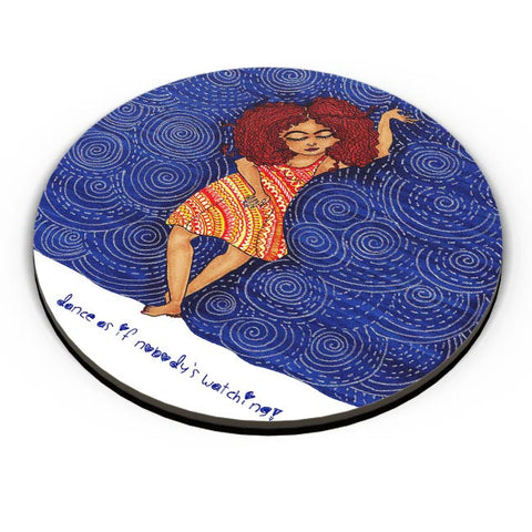 PosterGuy | Dance Away Fridge Magnet Online India by NoodleDoodlebyRB