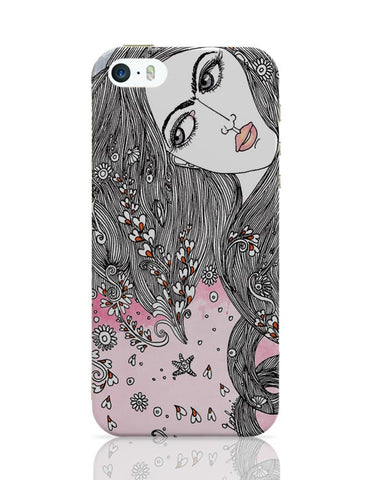 iPhone 5 / 5S Cases & Covers | Head Clouds iPhone 5 / 5S Case Cover Online India