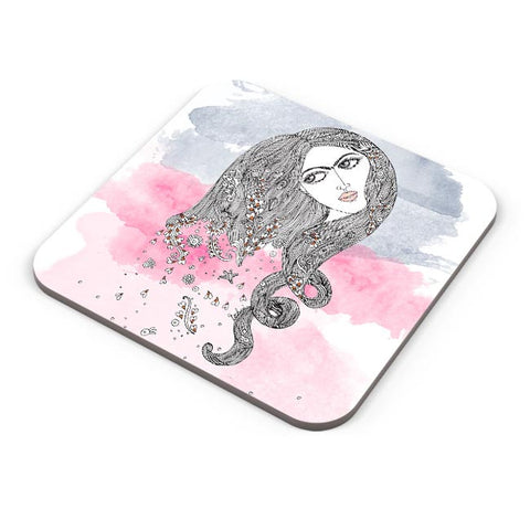 Buy Coasters Online | Head Clouds Coasters Online India | PosterGuy.in