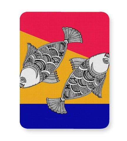Happy Fish Mousepad Online India