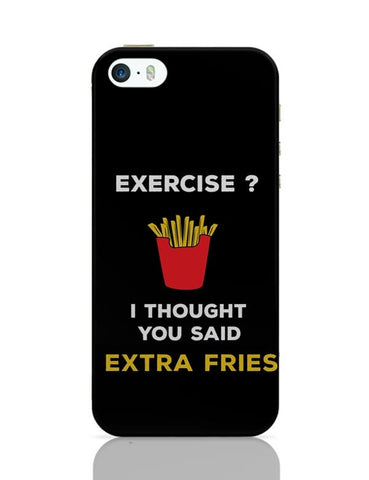 Extra Fries iPhone Covers Cases Online India