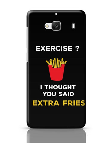 Extra Fries Redmi 2 / Redmi 2 Prime Covers Cases Online India