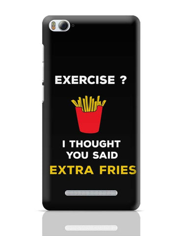 Extra Fries Xiaomi Mi 4i Covers Cases Online India