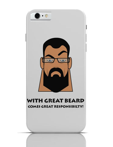 Beard iPhone 6 6S Covers Cases Online India