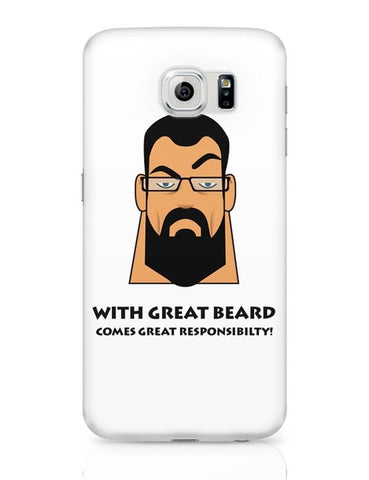 Samsung Galaxy S6 Covers | Beard Samsung Galaxy S6 Case Covers Online India