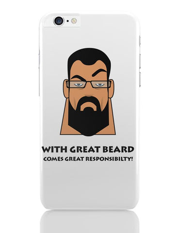 Beard iPhone 6 Plus / 6S Plus Covers Cases Online India