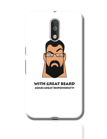 Beard Moto G4 Plus Online India