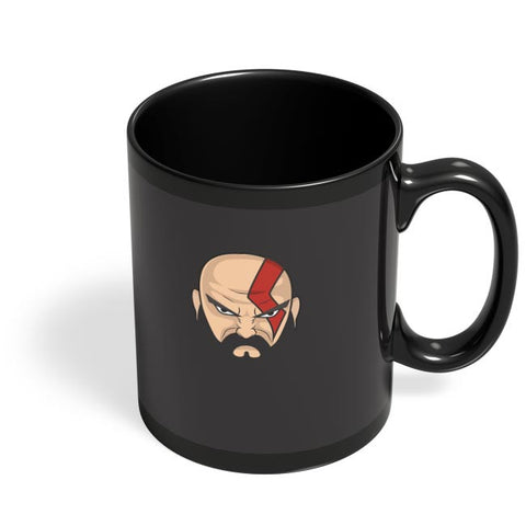 Spartan Rage Black Coffee Mug Online India