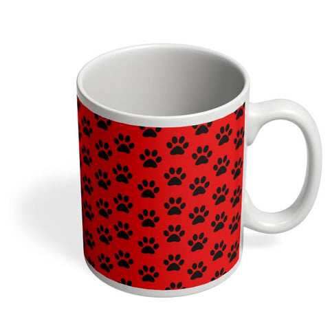Coffee Mugs Online | Cat Paws Coffee Mug Online India