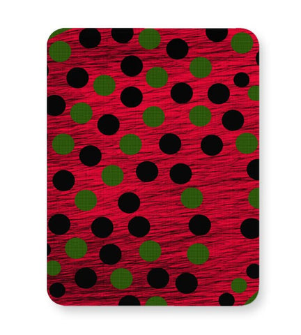 Black Green Art Mousepad Online India