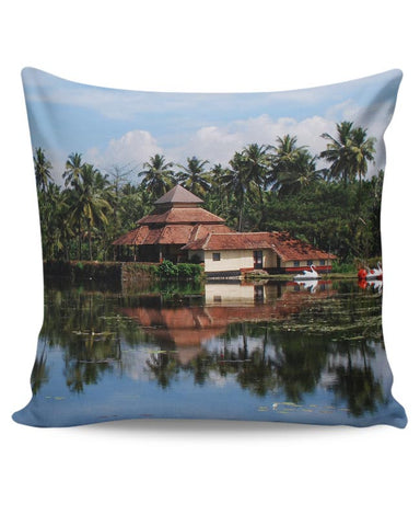 Anekere Lake Cushion Cover Online India