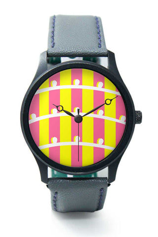 Wrist Watches India | Yellow Pillar Premium Wrist Watch  Online India.