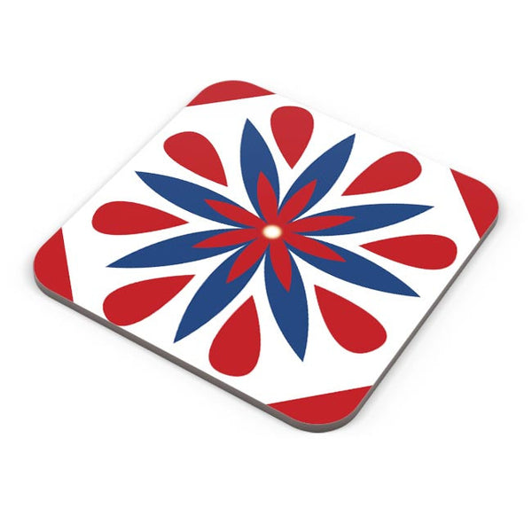 Floral Art Coaster Online India