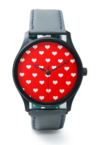 Wrist Watches India | Love Heart Premium Wrist Watch  Online India.