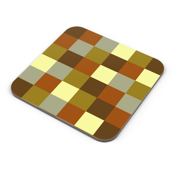 Colour Square Coaster Online India