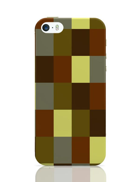 Colour Square iPhone Covers Cases Online India