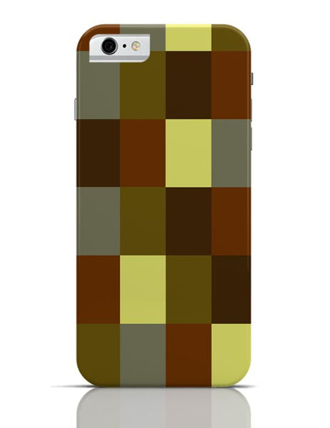 Colour Square iPhone 6 6S Covers Cases Online India