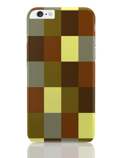 Colour Square iPhone 6 Plus / 6S Plus Covers Cases Online India