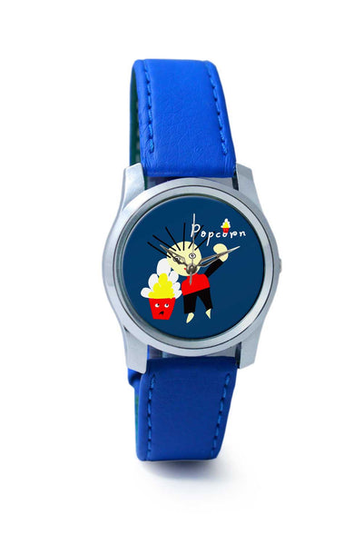 Women Wrist Watch India | Popcorn Doodle Wrist Watch Online India