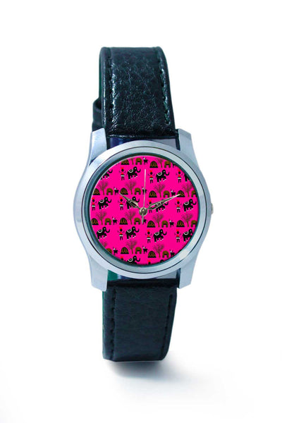 Women Wrist Watch India | Village Art Design Wrist Watch Online India