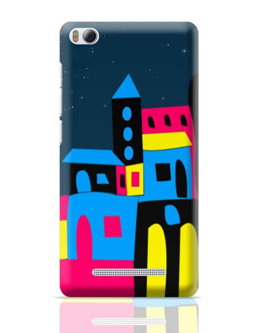 Colorful House Xiaomi Mi 4i Covers Cases Online India