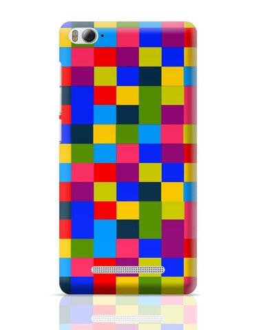 Colorful Checks Xiaomi Mi 4i Covers Cases Online India