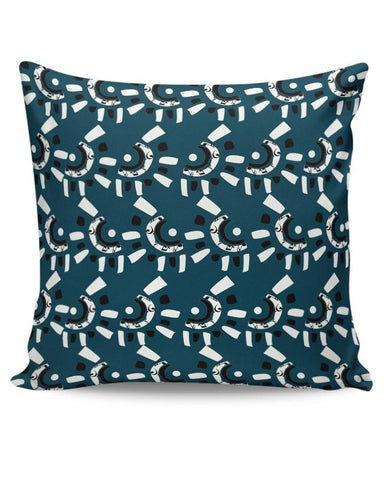 Abstract Music Art Cushion Cover Online India