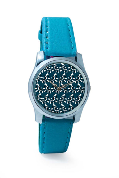 Women Wrist Watch India | Abstract Music Art Wrist Watch Online India