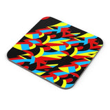 Abstract Colors Coaster Online India