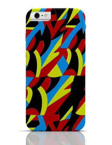 Abstract Colors iPhone 6 / 6S Covers Cases
