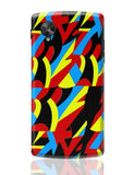 Abstract Colors Google Nexus 5 Covers Cases