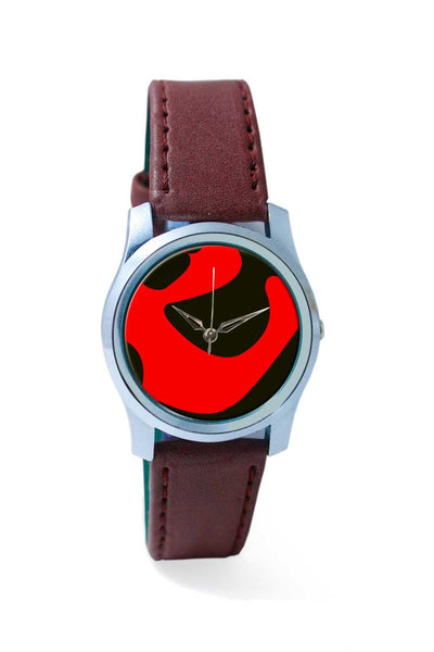 Women Wrist Watch India | Abstract Doodle Wrist Watch Online India