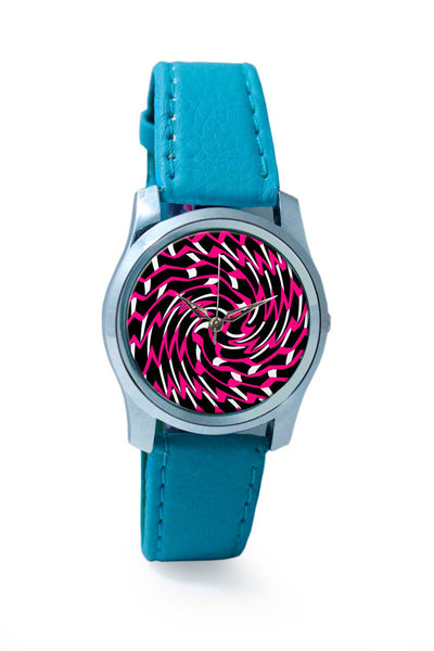 Women Wrist Watch India | Pink Twirl Wrist Watch Online India