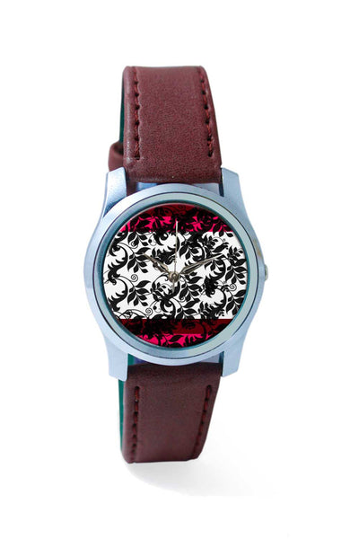 Women Wrist Watch India | Shade Leaves Wrist Watch Online India