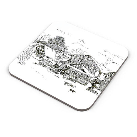 Buy Coasters Online | Artistic World Coasters Online India | PosterGuy.in