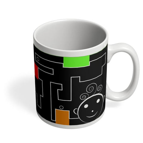 Cartoon Coffee Mug Online India