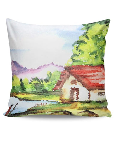 Nature Cushion Cover Online India