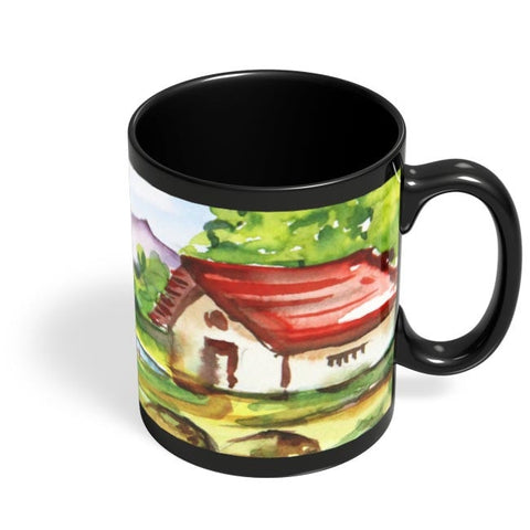 Nature Black Coffee Mug Online India